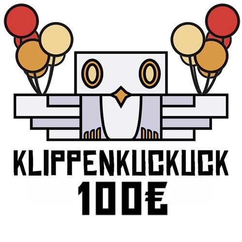 100€ Klippenkuckuck Gutschein