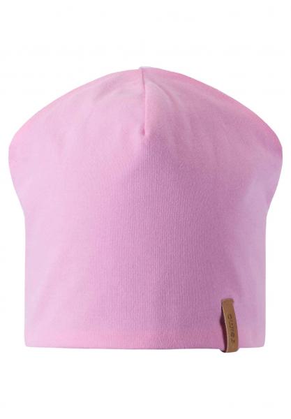 reima TANSSI Kinder Wendemütze, Rose Pink