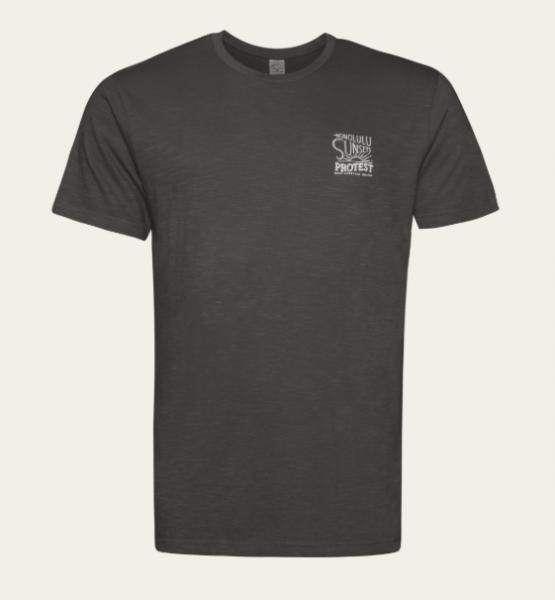 Protest TALBOT Herren T-Shirt, True Black