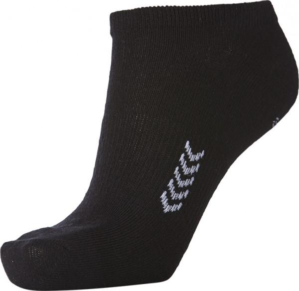 hummel ANKLE SOCK SMU Unisex Socke, Black/White
