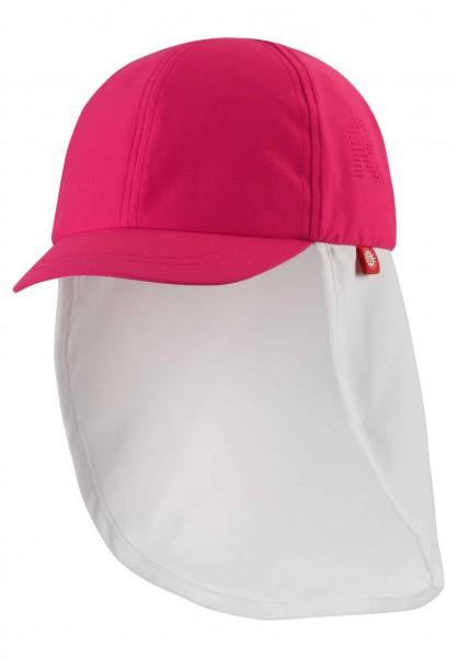Reima TROPISK Kinder Sonnenschutz Hut, Candy Pink