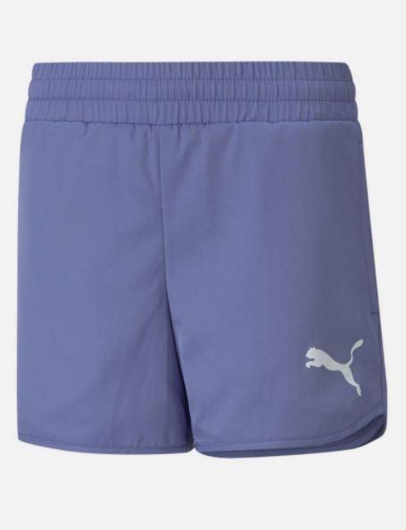 Puma ACTIVE Mädchen Shorts, Hazy Blue
