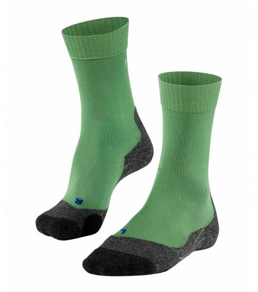Falke TK2 Damen Trekking Socken, Eucalypthus