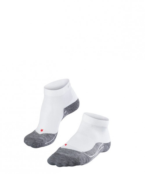 Falke RU4 SHORT Damen Running Socken, White-Mix