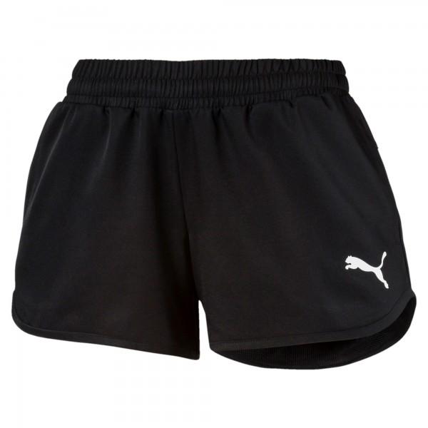 Puma ACTIVE WOVEN Damen Training Shorts, Puma Black