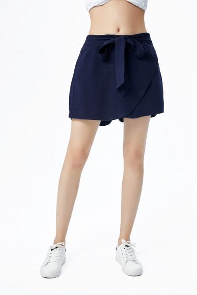 211-04-2075-23-0 aiki Keylook TRANSETTER Damen Shorts, Navy