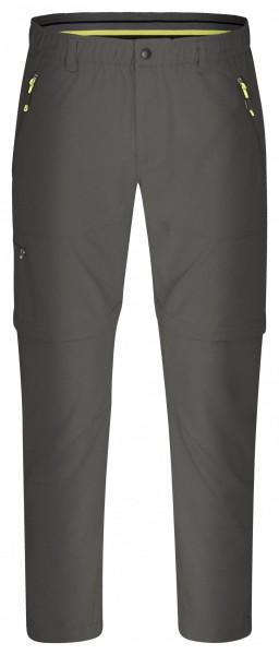 Hot Sportswear ASCONA Herren Wanderhose (Kurzgröße), Graphite
