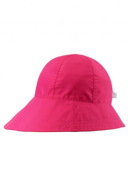 reima VIIRI Kinder Sonnenhut, Berry Pink