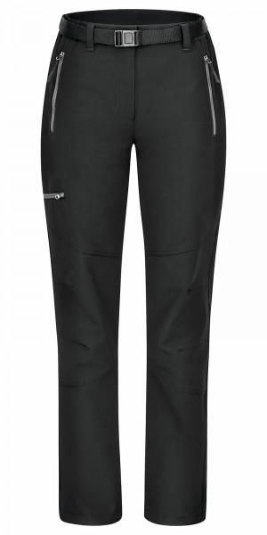 84043 00099 Hot Sportswear NORTON L Damen Wander- & Trekkinghose, Black
