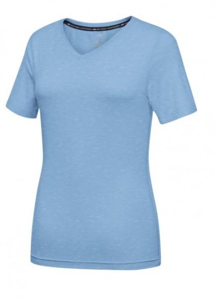 JOY sportswear ZAMIRA Damen T-Shirt, Azur Melange