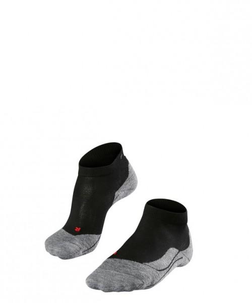 Falke RU4 SHORT Damen Running Socken, Black-Mix