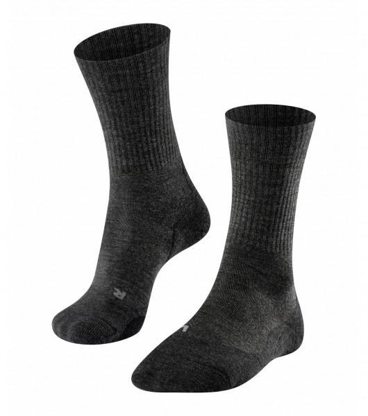 Falke Falke TK2 WOOL Herren Trekking Socken, Smog