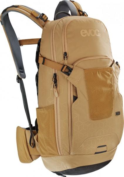 evoc NEO 16L Protektor Daypack/Tagesrucksack, Gold