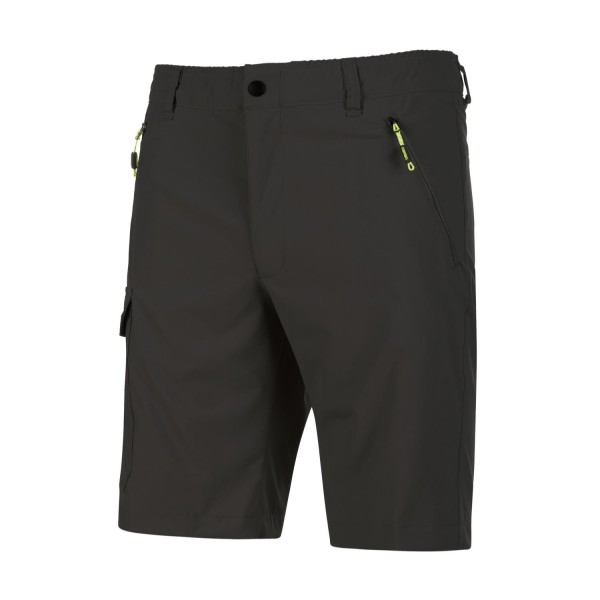 Hot Sportswear LEUK Herren Shorts, Anthracite