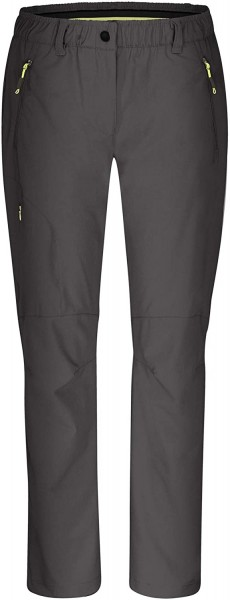 Hot Sportswear LUGANO Damen Wanderhose (Kurzgöße), Anthracite
