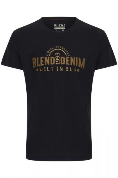 Blend Herren T-Shirt, Black