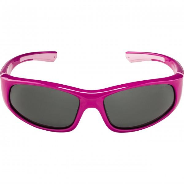 Alpina FLEXXY JUNIOR Kinder Sportbrille, Pink-Rose/Gloss