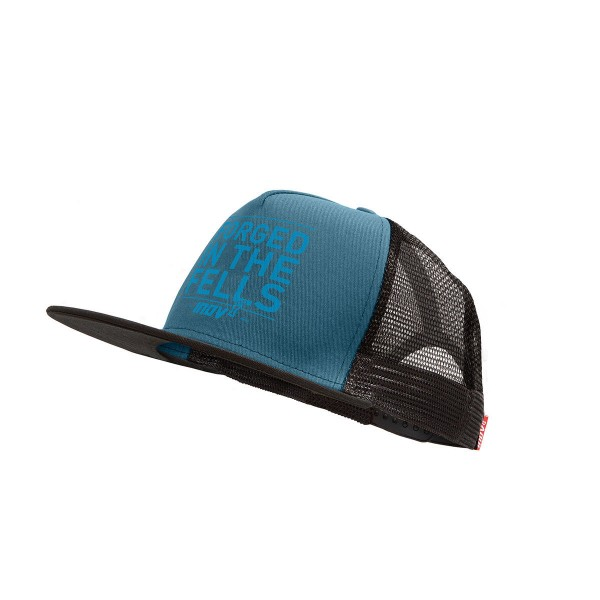 inov-8 ALL TERRAIN TRUCKER Cap (FORGED), Blue One Size