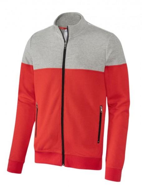 JOY sportswear ELIAS Herren Freizeitjacke, Lava/Titan Melange