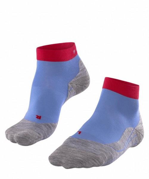 Falke RU4 SHORT Damen Running Socken, Lavender