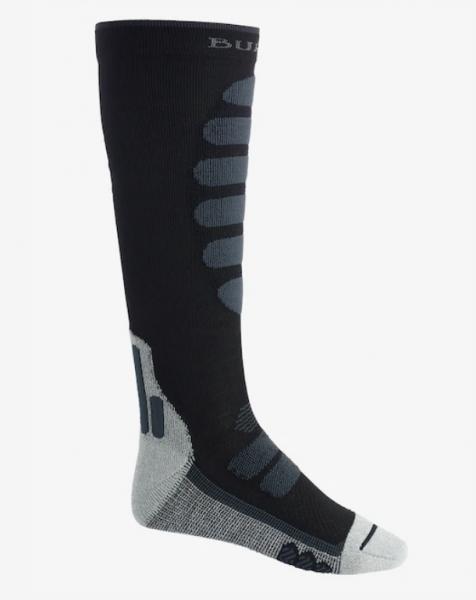 Burton PERFORMANCE Herren Socken (Leicht), True Black