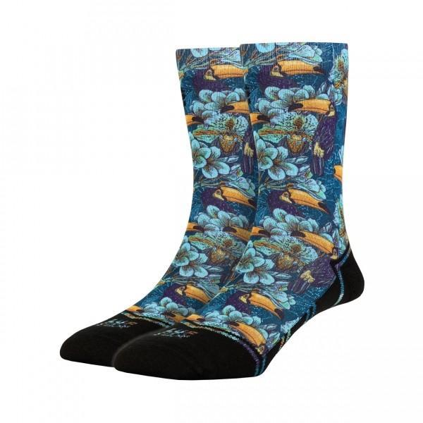 LUF|SOX CLASSICS Unisex Lifestyle Socken, Tika Taka Tuka