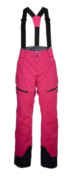 North Bend FERNIE Damen Skihose, Berry Pink