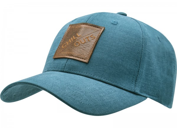 Chillouts GREENFIELD Unisex Cap, Petrol