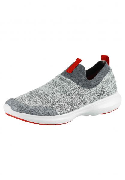 reima BOUNCING Kinder Sneaker, Soft Grey
