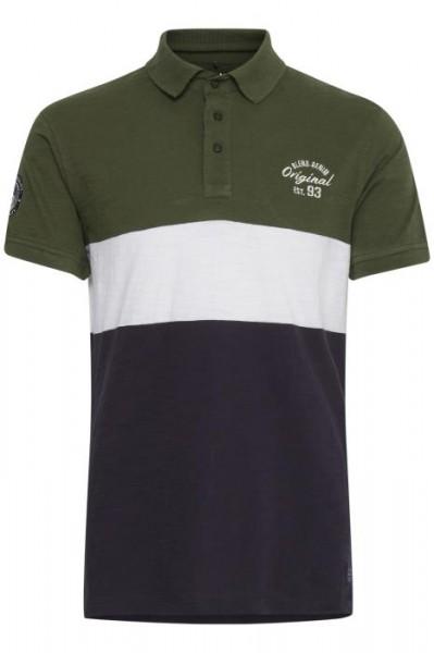 Blend Herren Poloshirt, Forest Green