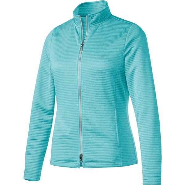 JOY sportswear PEGGY Damen Freizeitjacke, Arktis Melange