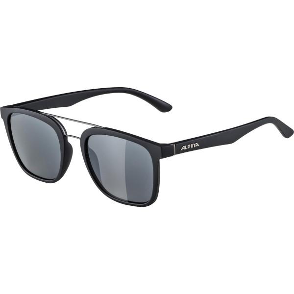 Alpina CARUMA I Unisex Sonnenbrille, Black Matt