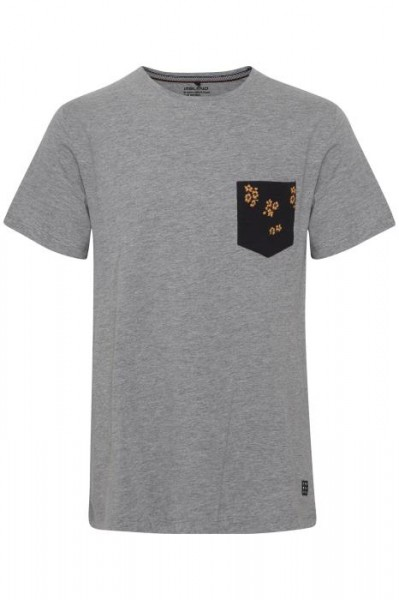 Blend REGULAR FIT Herren T-Shirt, Stone Mix