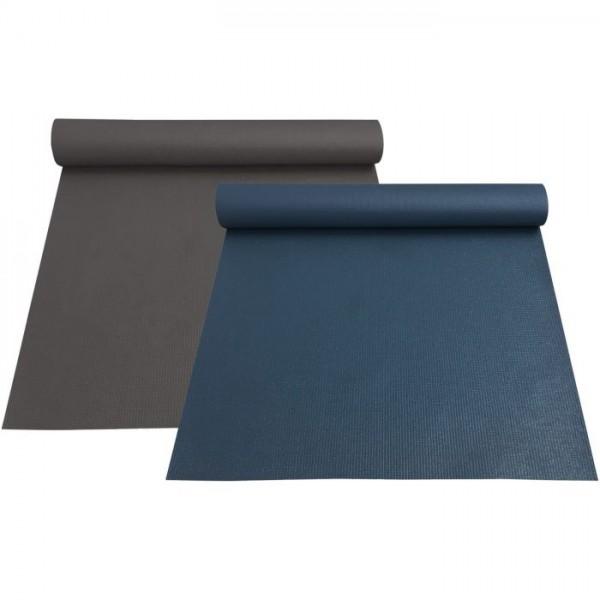 Kübler Sport ECO Yoga-Matte, Grau