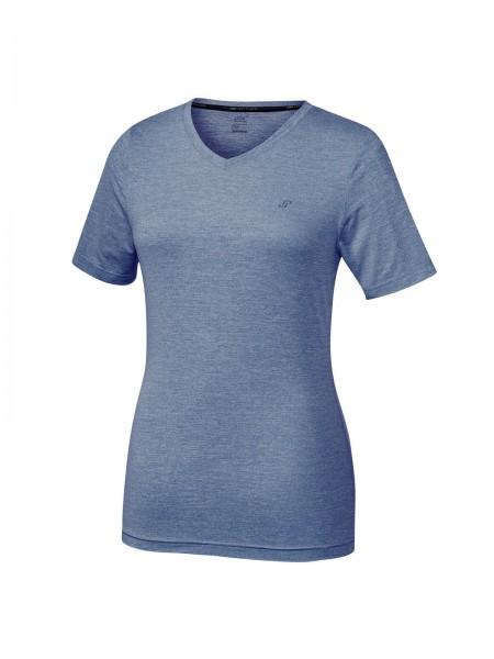 JOY sportswear ZAMIRA Damen T-Shirt, Blue Bell Melange