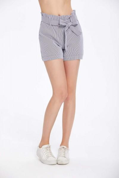 aiki Keylook SHALICE Damen Shorts, Light Grey