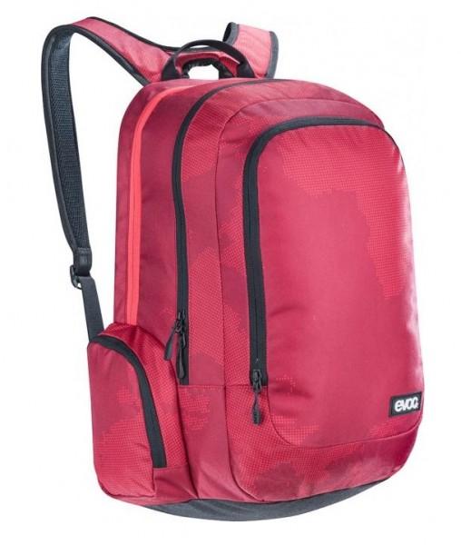 PARK 25L Urban Daypack Tages-Rucksack, Red/Ruby