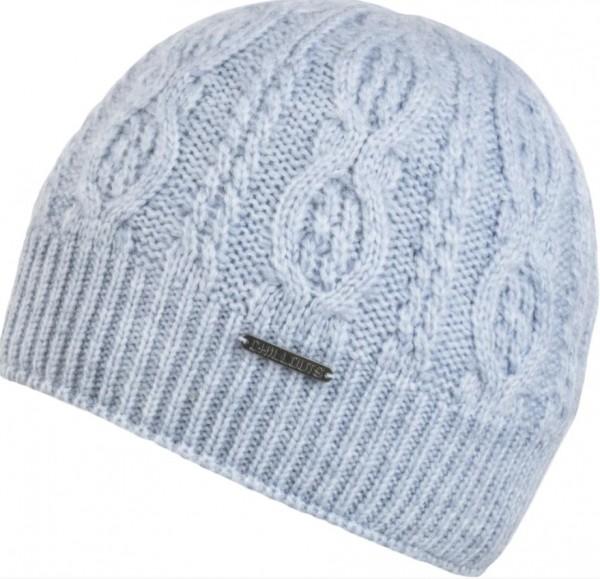 Chillouts VALERY Damen Mütze, Iceblue