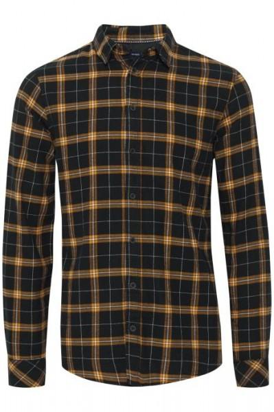 Blend SLIM FIT Herren Hemd, Black