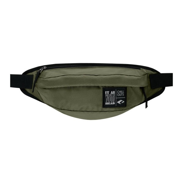 Chillouts BAG JAKE Unisex Bauchtasche, Olive