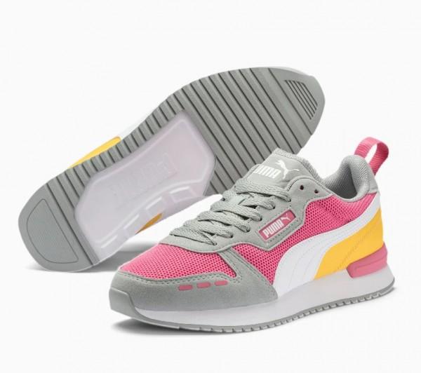 Puma R78 RUNNER Damen Sneaker, Bubblegum/High Rise/Puma White