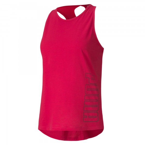 Puma TWIST IT Damen Training Tank-Top, Bright Rose