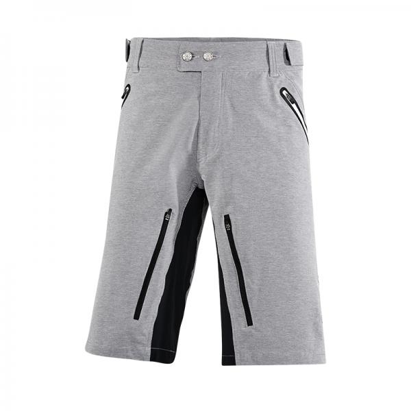 Protective AUSTIN Herren Baggy-Pants, Grey Melange