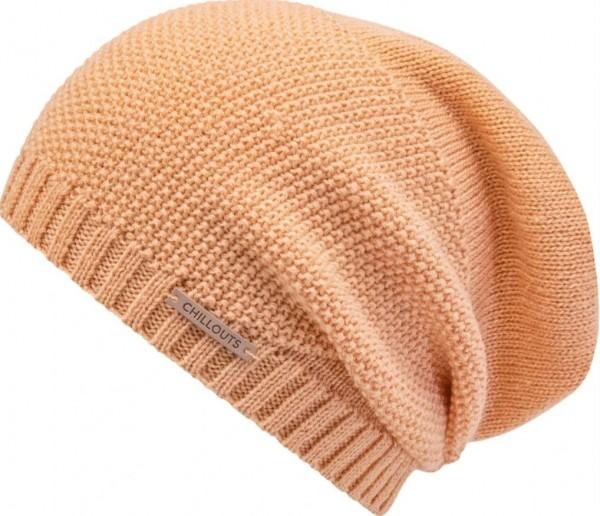 040050 73 Chillouts FRESCHTA Damen Mütze, Peach