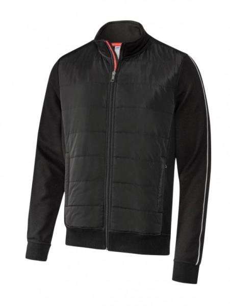 JOY sportswear DARIO Herren Hybridjacke, Black