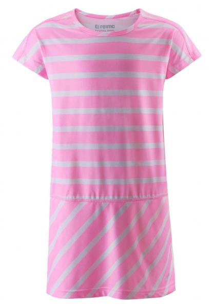 reima PYYNIKKI COOL Kinder Kleid, Unicorn Pink