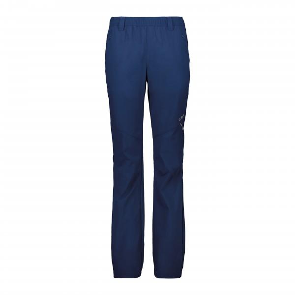 CMP LONG PANT Damen Outdoor-Hose, Blue