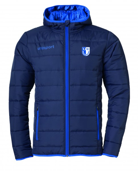 Uhlsport FCM ESSENTIAL ULTRA LITE DOWN Jacke 2018/2019, Marine