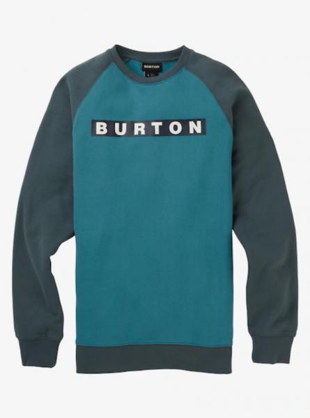 Burton VAULT Herren Sweatshirt, Storm Blue