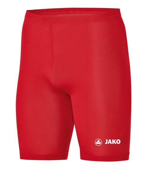 JAKO TIGHT BASIC 2.0 Herren Funktions-Unterhose, Sportrot